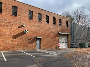 40,000 SF Industrial Building with 12,000 SF Office Space For Sale in Glastonbury, CT