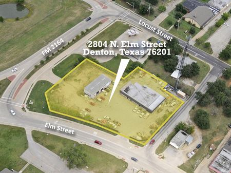 N Denton Office Industrial Facility - Denton