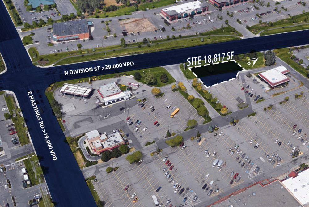 Wandermere Mall Pad Site