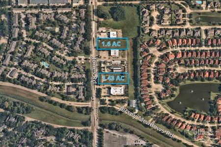 For Sale | Prime Retail Pad Sites - Jersey Village