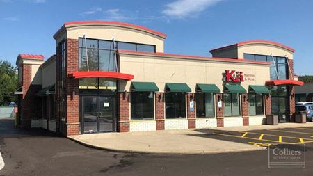 Retail Space for Lease - Franklin Commons - Franklin