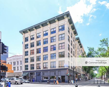 Yamhill Plaza Building - Portland