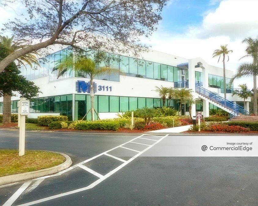 Emerald Lake Corporate Park - 3111 Stirling Road