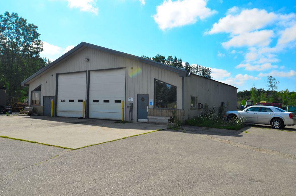 Diesel repair facility