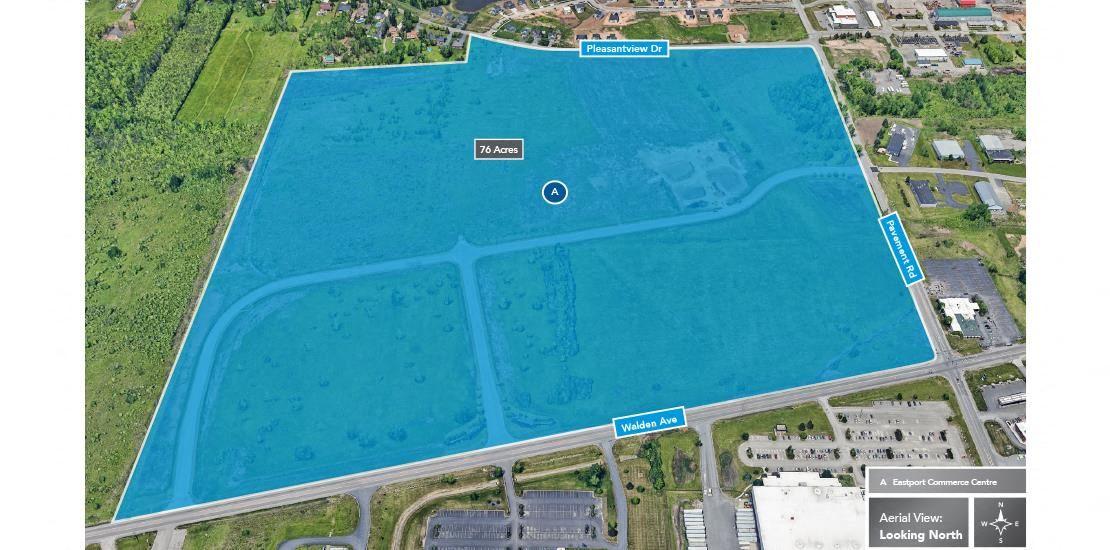 Eastport Commerce Center Vacant Land