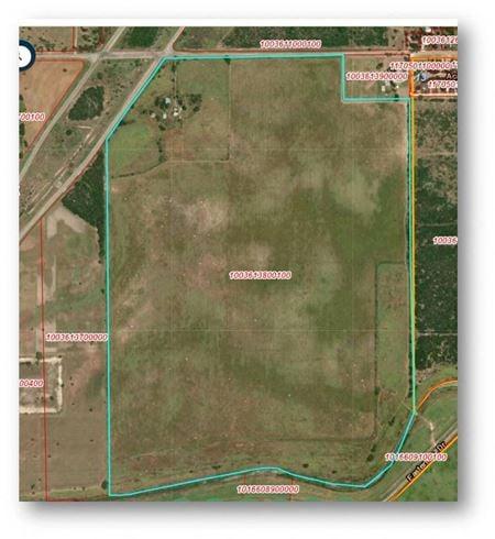 285 acre Jim Wells County Development site - Alice
