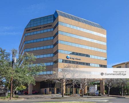 One Preston Centre - Dallas