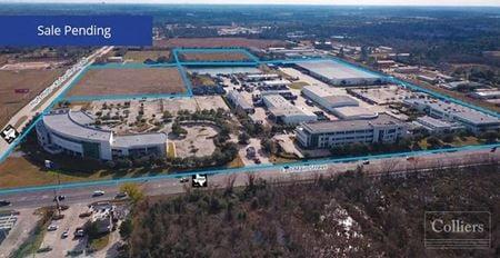 Sale Pending   Corporate Headquarters Campus - Tomball
