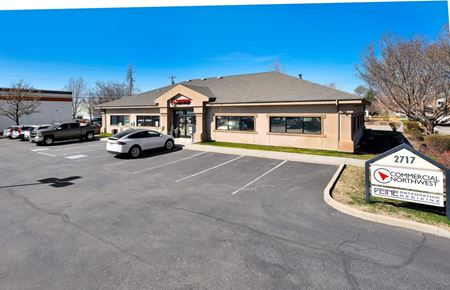 Prime West End office space available for lease - Boise