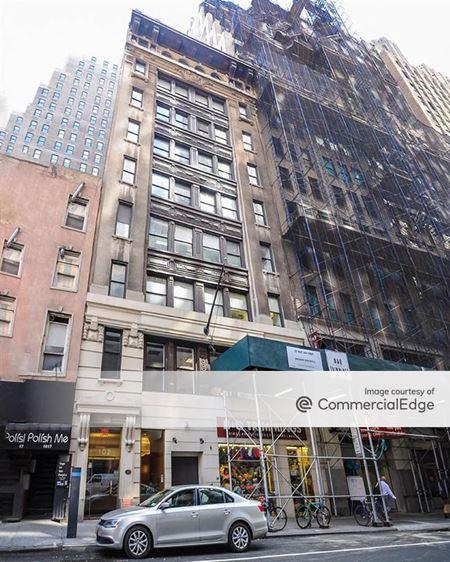 102 West 38th Street - New York