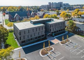 For Lease > Newly Renovated University Trails Medical Building Up To 13,597 SF Across From Ascension Rochester