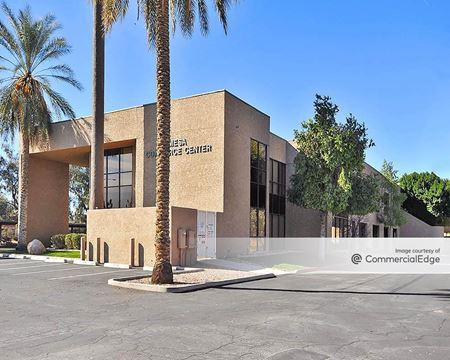 Mesa Commerce Center - Mesa