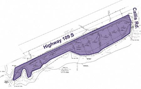 Highway 109 & Interstate 840 - Lebanon