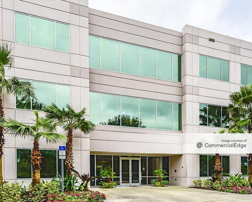 The Quadrangle Business Park - University Corporate Center II