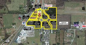 I-44 and Morgan Road | Vacant Lots for Sale - Lebanon