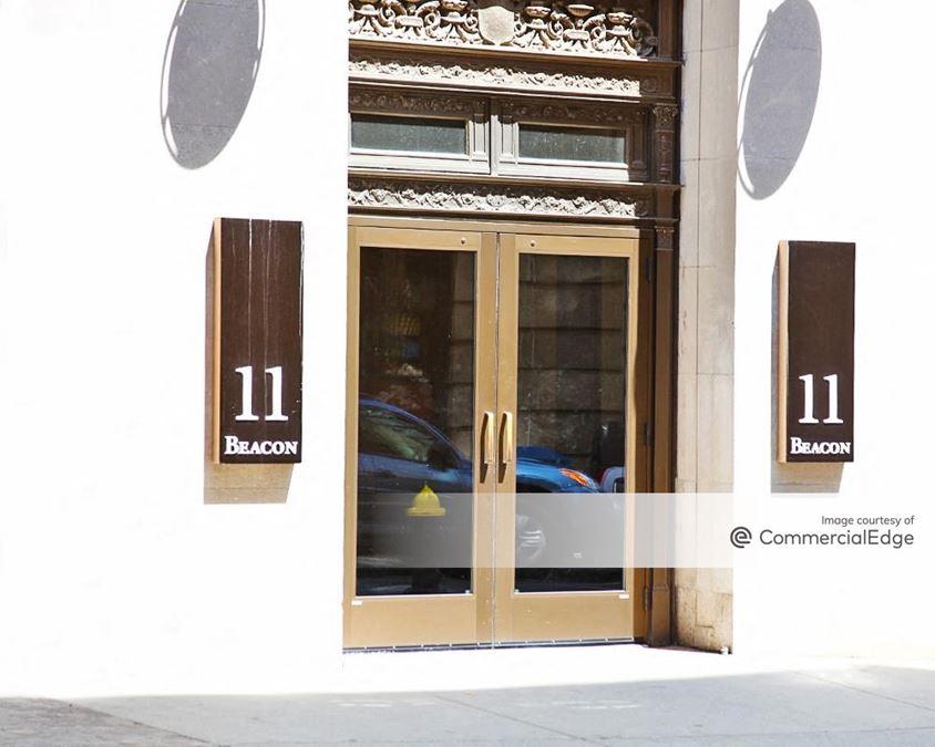 11 Beacon Street