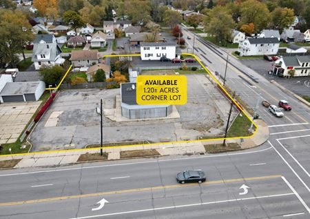 Ground Lease/Build To Suit - West Seneca