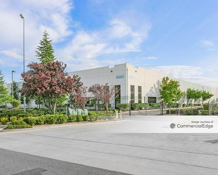 Sierra View Business Park - 8860 Industrial Avenue - Roseville