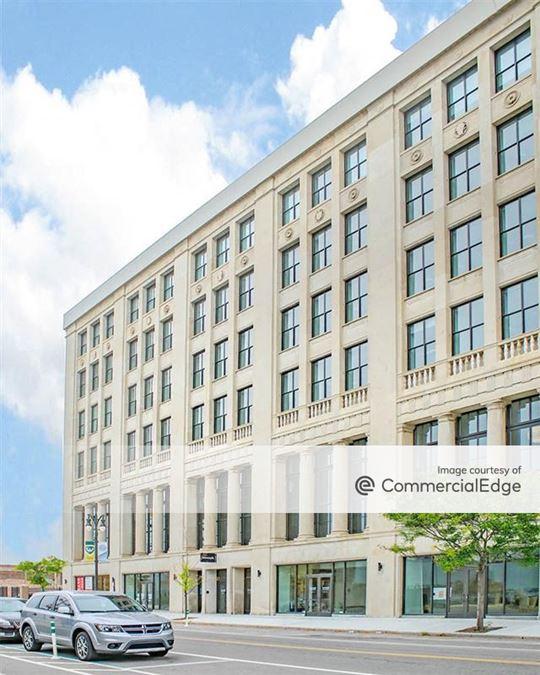 6001 Cass Avenue
