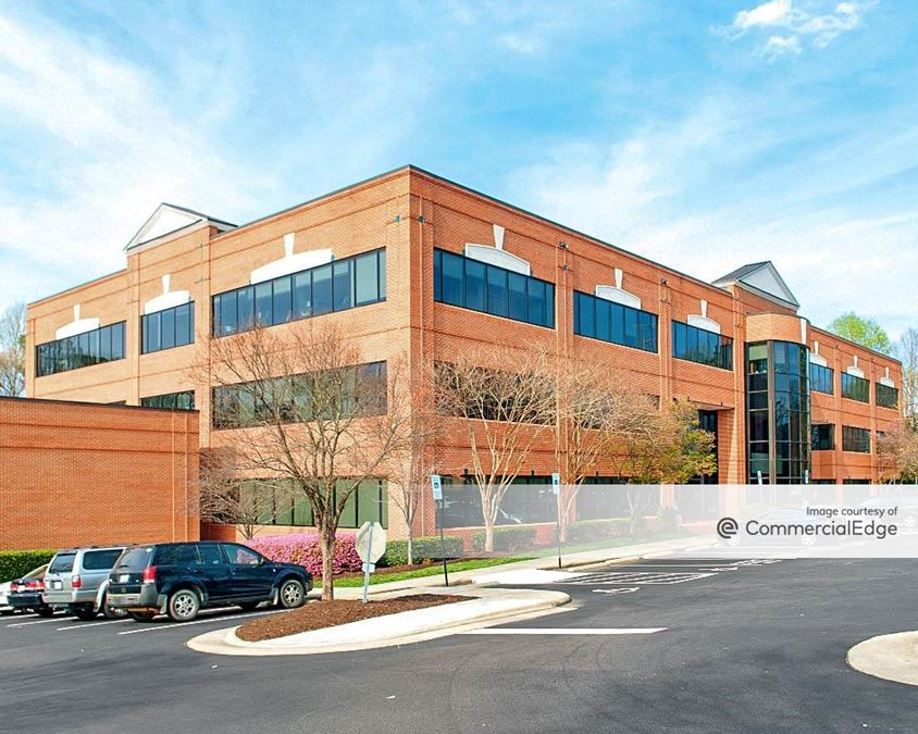Medical Park of Cary - 300 Ashville Avenue