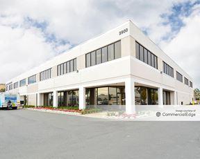Commercial Center Bank Building - Santa Ana