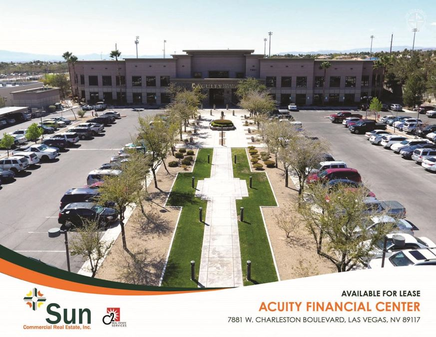 Acuity Financial Center
