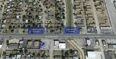 1 NW 26th & 2 NW 25th St - Lawton