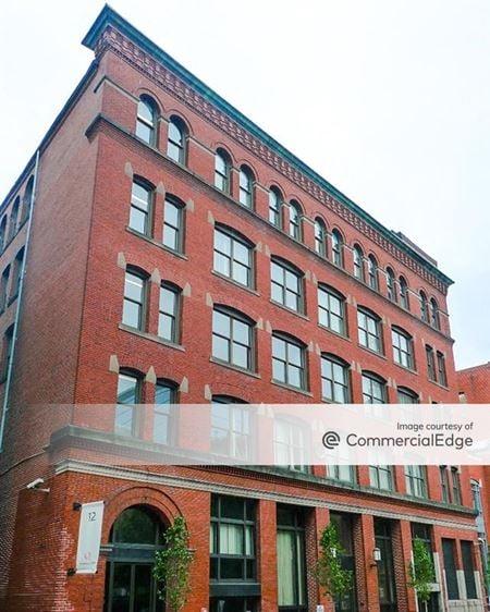 11-47 Farnsworth & 12-44 Thomson Place - Boston