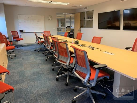 Ayers Building at Innovation Square Sublease