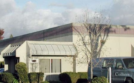 INDUSTRIAL SPACE FOR LEASE - San Jose