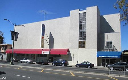 MEDICAL SPACE FOR LEASE - Oakland