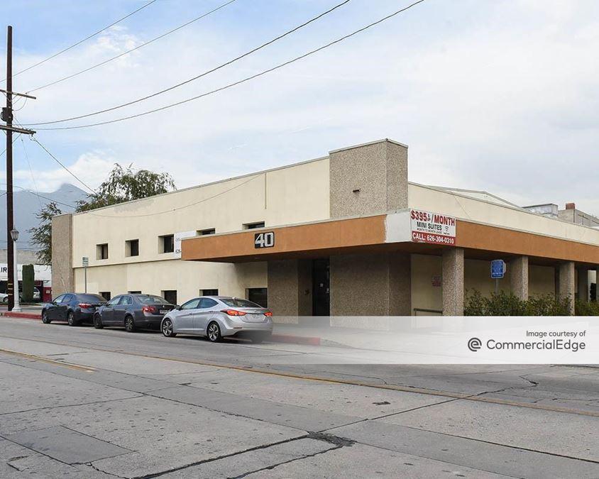 Pasadena Business Park - 2505-2525, 2555 East Colorado Blvd & 40 North Altadena Drive