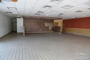 Downtown Retail Space for Sale or Lease