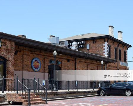 Vista Station - Columbia