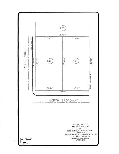 Corner Development Lot - Lexington