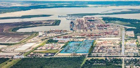 For Sale-Leaseback   ± 116.22  Acres - LaPorte   Port Houston - LaPorte