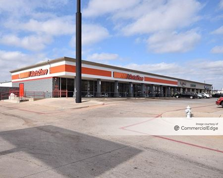 Forest Hills Shopping Center - 6750 Forest Hill Drive - Fort Worth