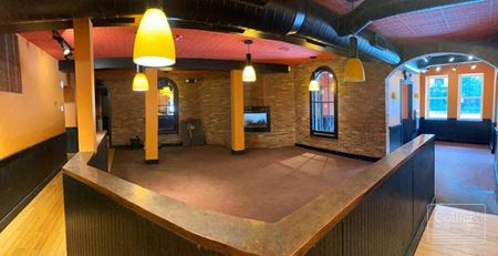 Downtown Restaurant Space - Manchester