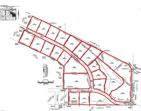 Rogersville, Jamestown Lots for Sale - Rogersville
