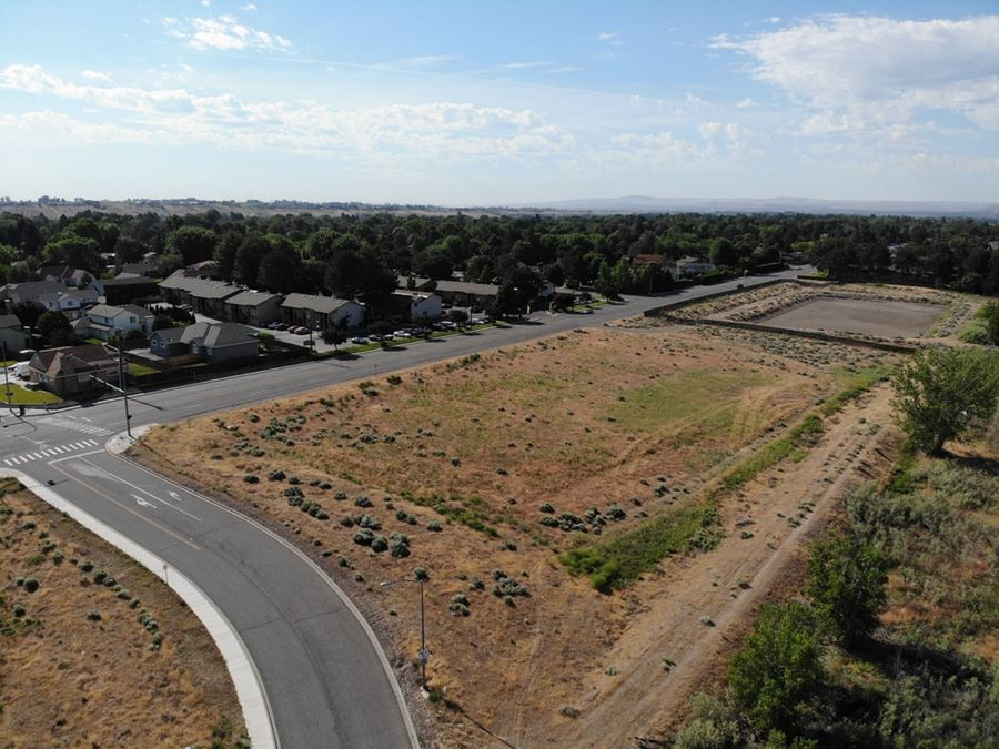 North Richland Commercial Land