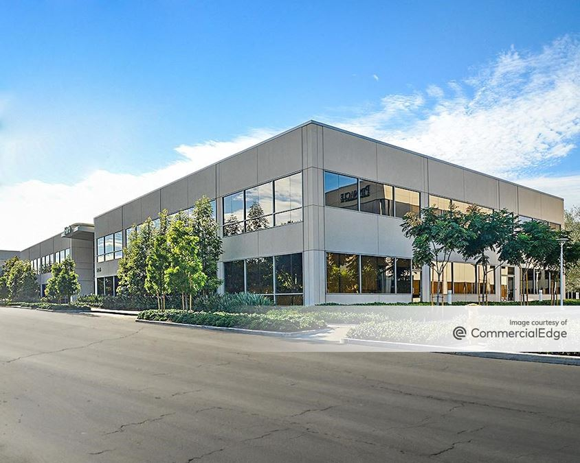 Sand Canyon Business Center - Building A