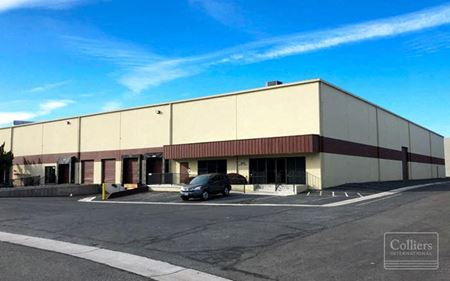 WAREHOUSE/DISTRIBUTION SPACE FOR LEASE - Sparks