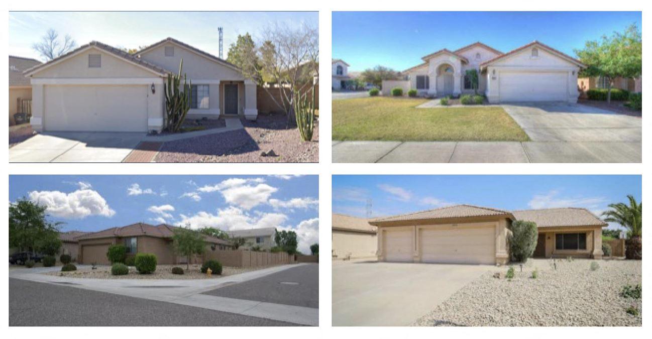 100751 . 4 Home SFR Phoenix AZ