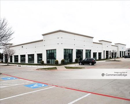 Tollway North Office Park - Plano