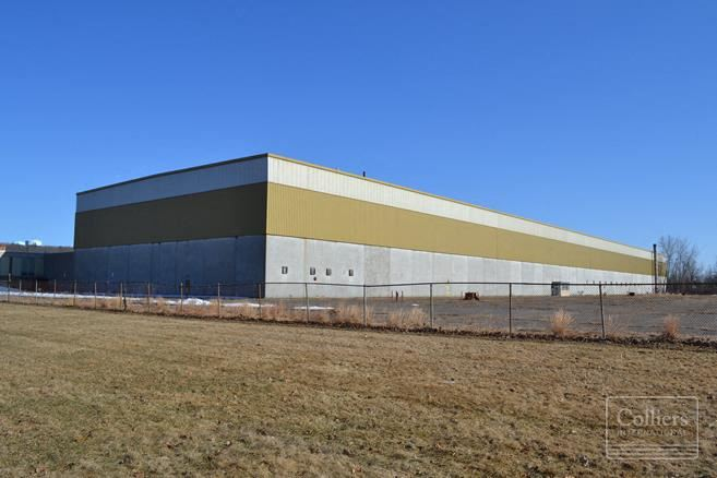 Well-located Industrial Facility