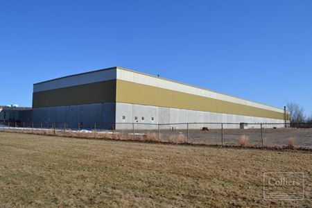 Well-located Industrial Facility - East Longmeadow