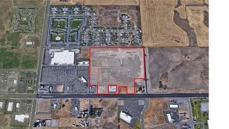 Crosspointe Plaza Big Box Retail Pad - Spokane