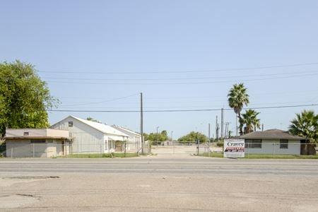 3 Acres Stabilized Yard - Corpus Christi
