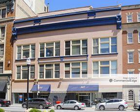 The Bandy Carroll Hellige Building - Louisville
