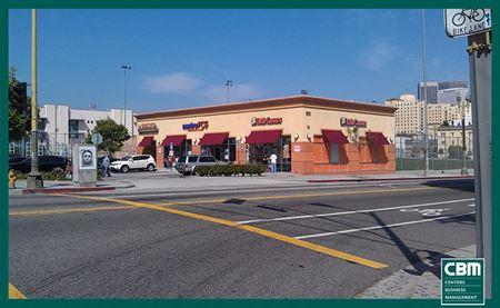 Union Square - Los Angeles